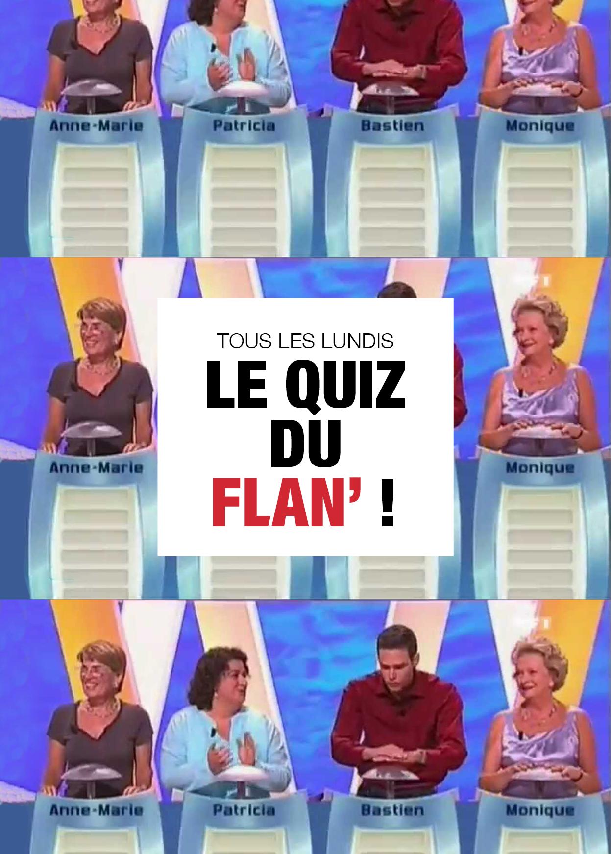 FLAN'S QUIZ
