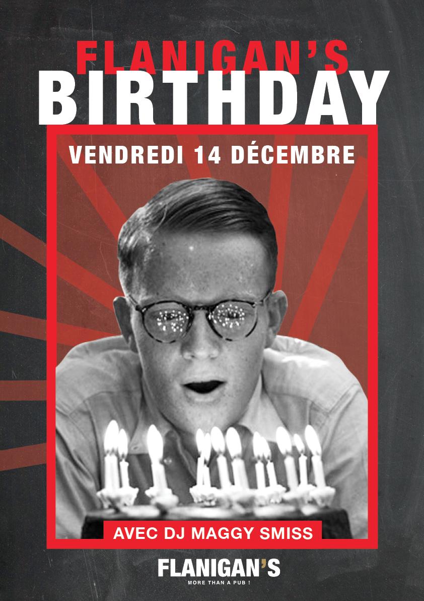 Flan's Birthday !!