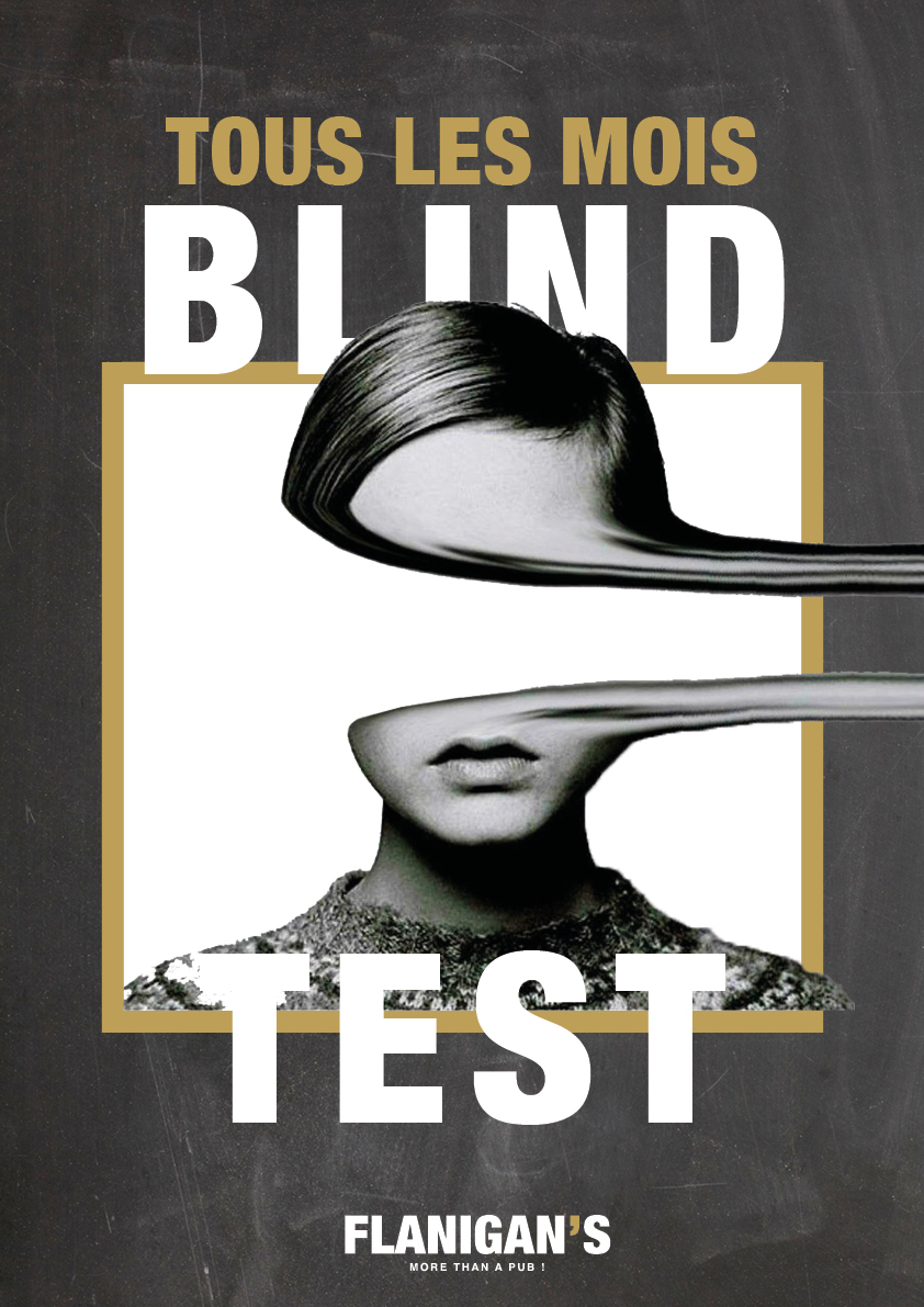 BLINDTEST by DJ Stephane & Harry Cover
