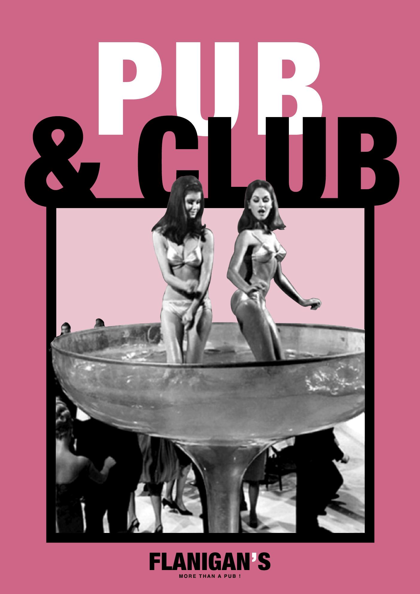 PUB & CLUB