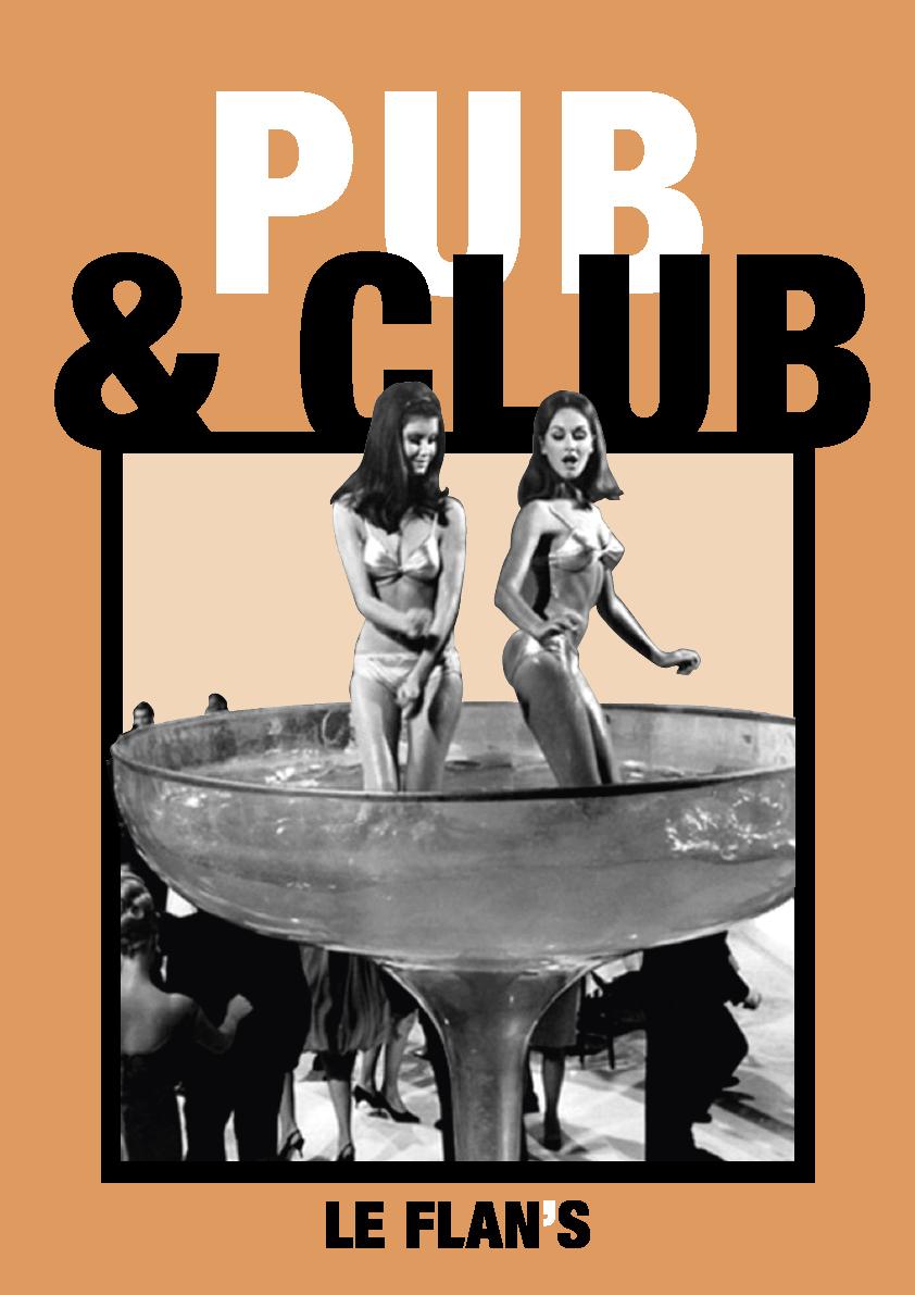 FLAN PUB & CLUB
